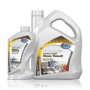 MPM Coolant Premium Longlife -40°C Renault/Nissan Ready To Use